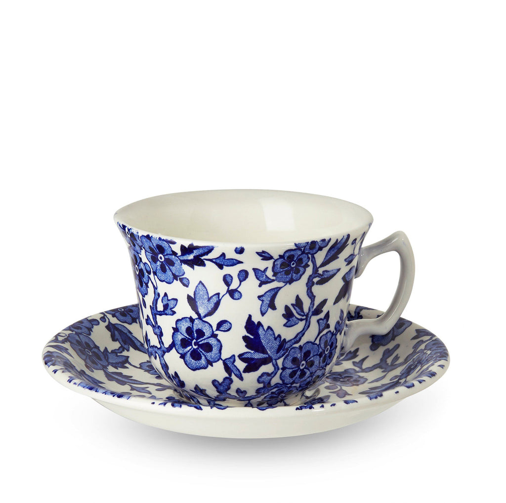 Blue Arden Teacup And Saucer