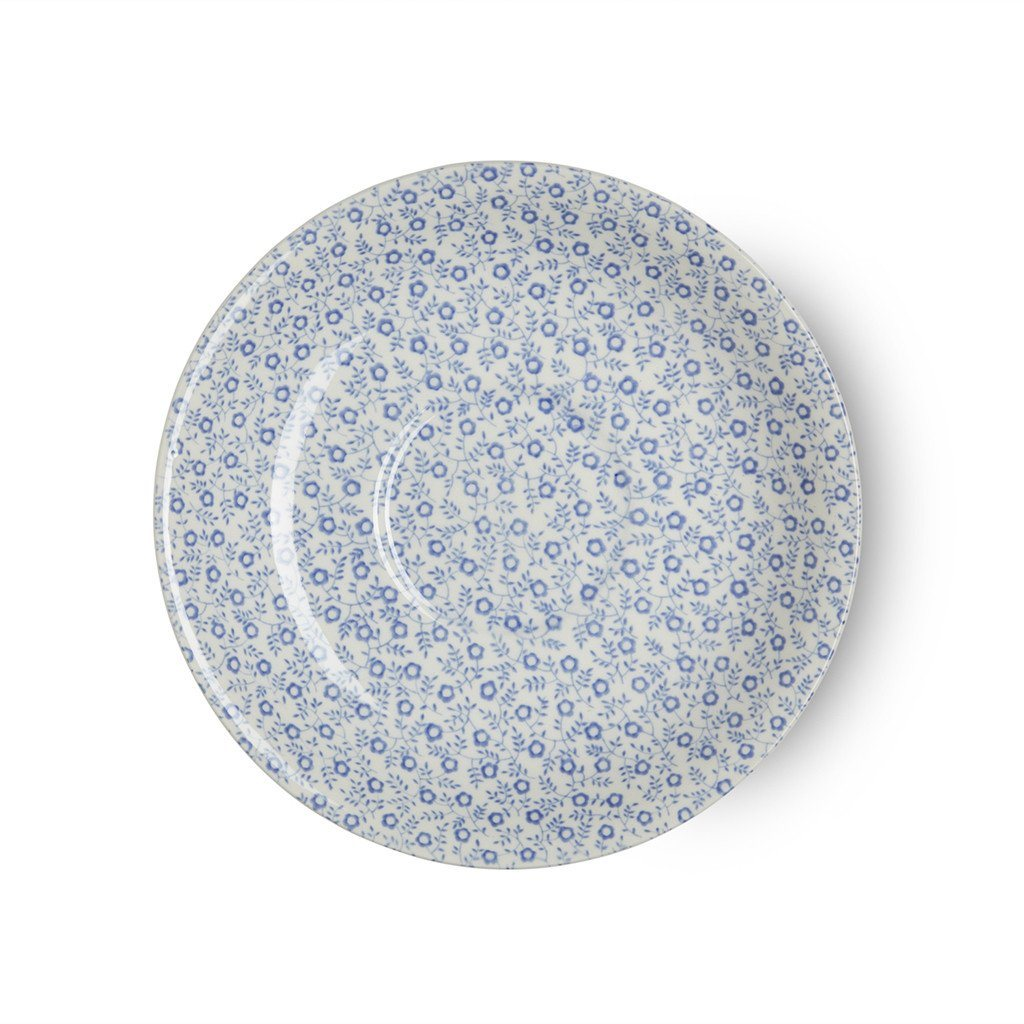 Breakfast Saucer - Blue Felicity Breakfast Saucer Seconds