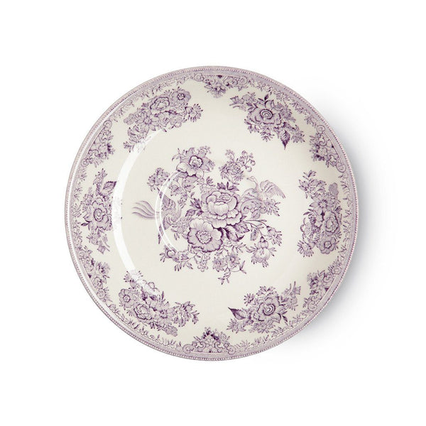 Breakfast Saucer - Plum Asiatic Pheasants Breakfast Saucer Seconds