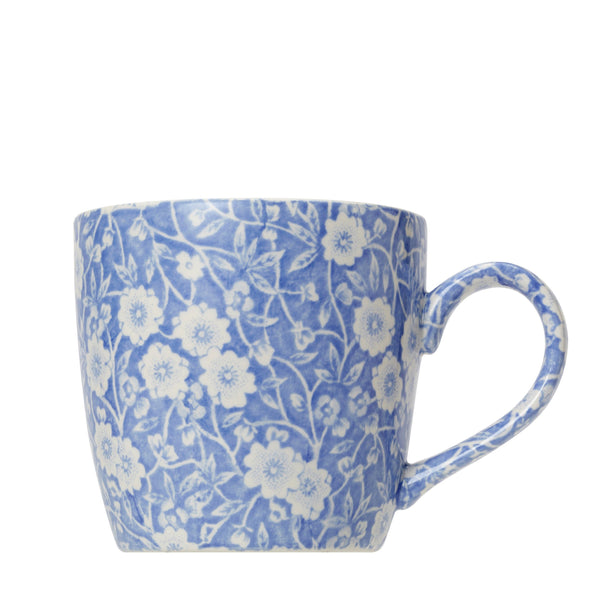 Burgess Blue Calico 50th Anniversary Osbourne Mug