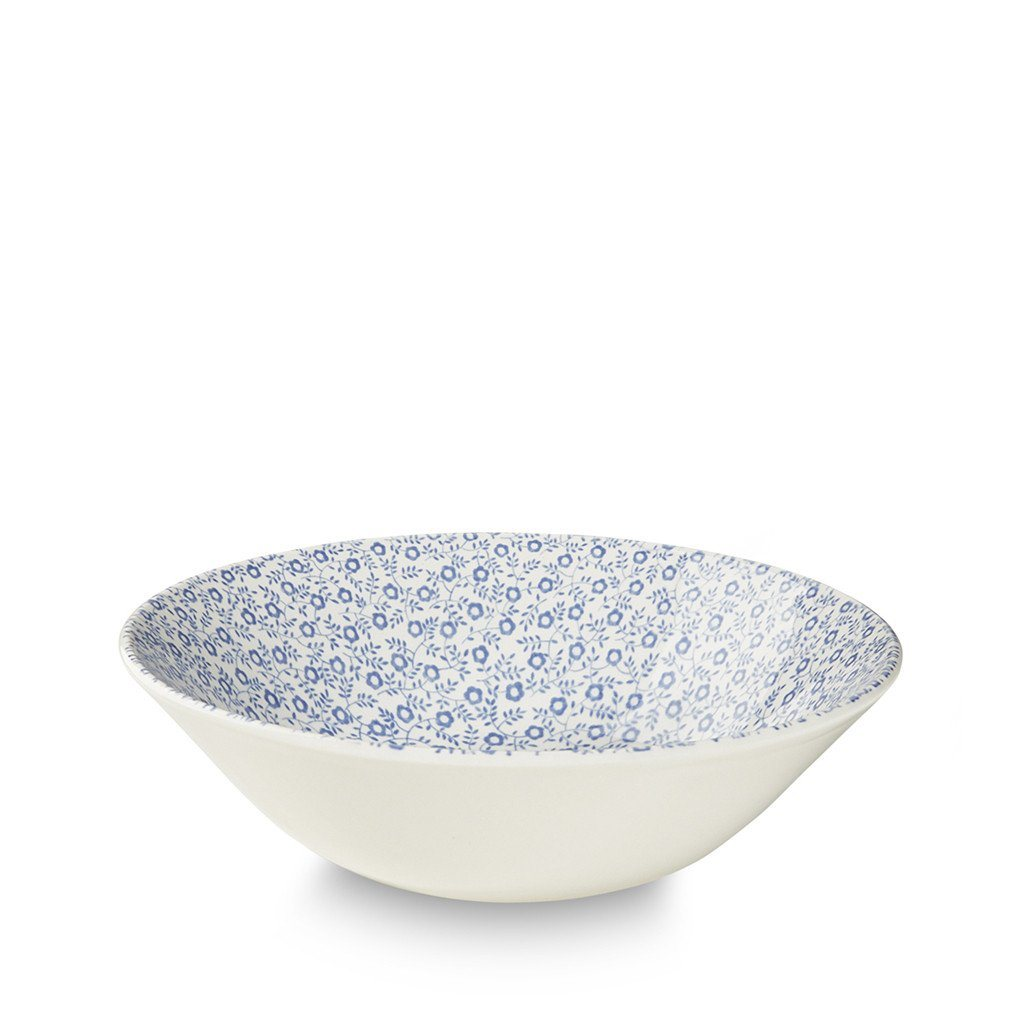 Cereal Bowl - Blue Felicity Cereal Bowl 16cm/6.25""