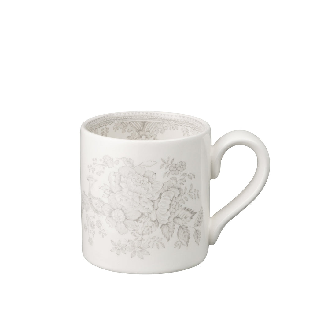 Dove Grey Asiatic Pheasants Mug