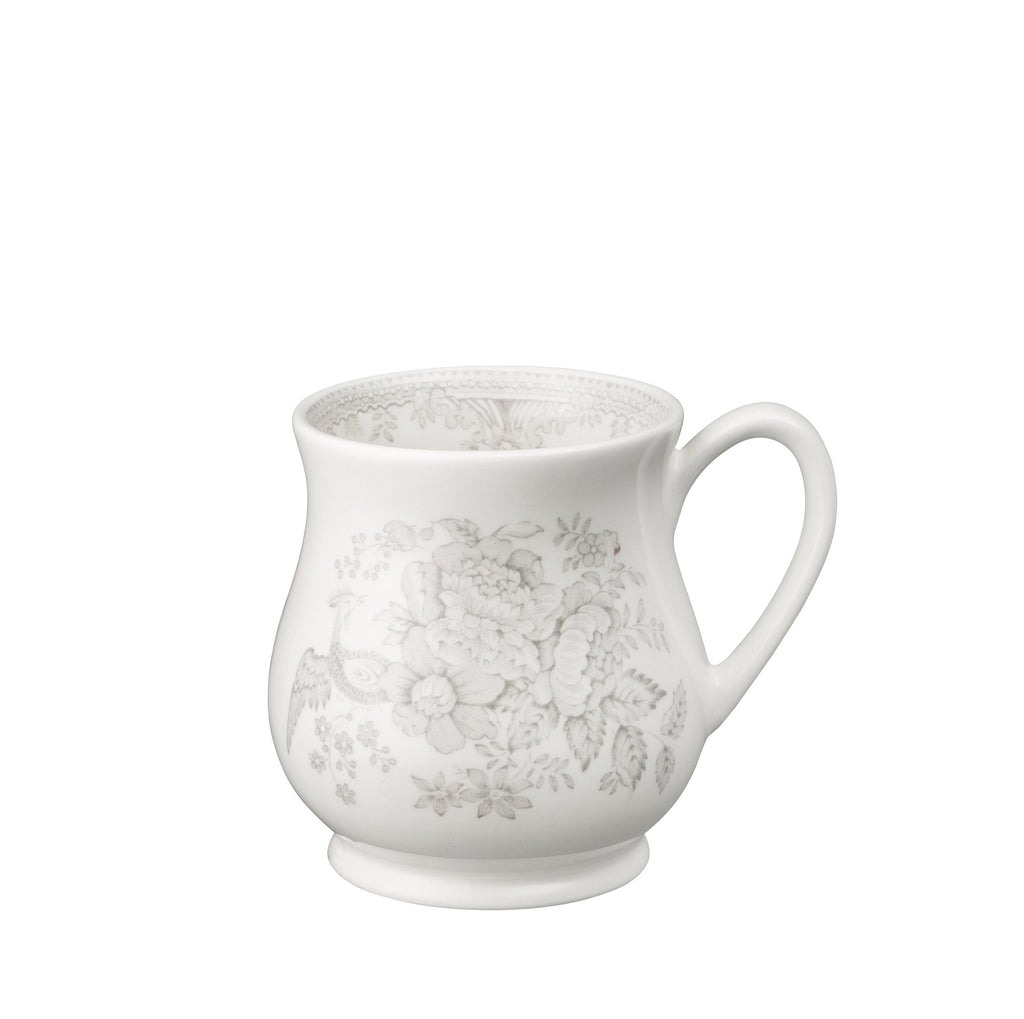 Dove Grey Asiatic Pheasants Sandringham Mug