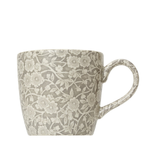 Dove Grey  Calico Osbourne Mug 50th Anniversary