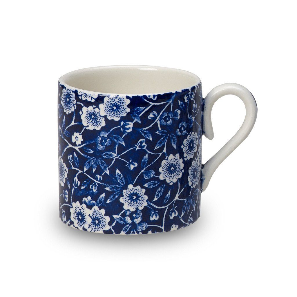 Mini Mug - Blue Calico Mini Mug