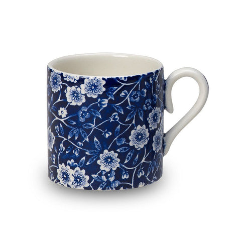 Blue Calico Mini Mug Seconds