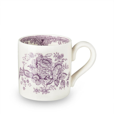 Plum Asiatic Pheasants Mug 284ml/0.5pt