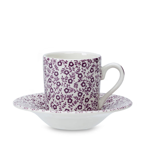 Mulberry Felicity Espresso Cup and Saucer
