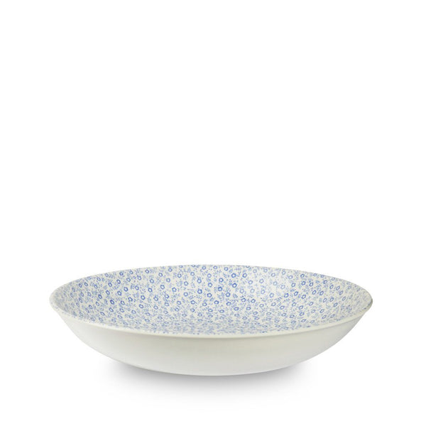 "Pasta Bowl - Blue Felicity Pasta Bowl 23cm/9"" Seconds"