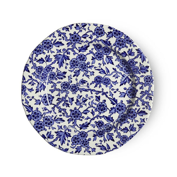 "Plate - Blue Arden Plate 21.5cm/8.5"" Seconds"