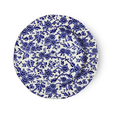 "Blue Arden Plate 21.5cm/8.5"" Seconds"
