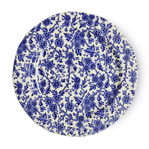 "Blue Arden Plate 26.5cm/10.5"" Seconds"