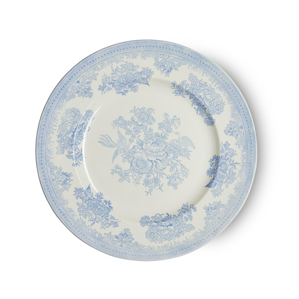 Plate - Blue Asiatic Pheasants Plate 29cm/11.25""