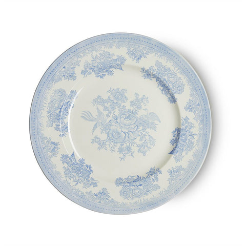 Blue Asiatic Pheasants Plate 29cm/11.25""