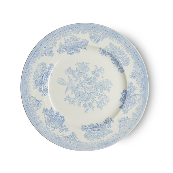 "Plate - Blue Asiatic Pheasants Plate 29cm/11.25"" Seconds"