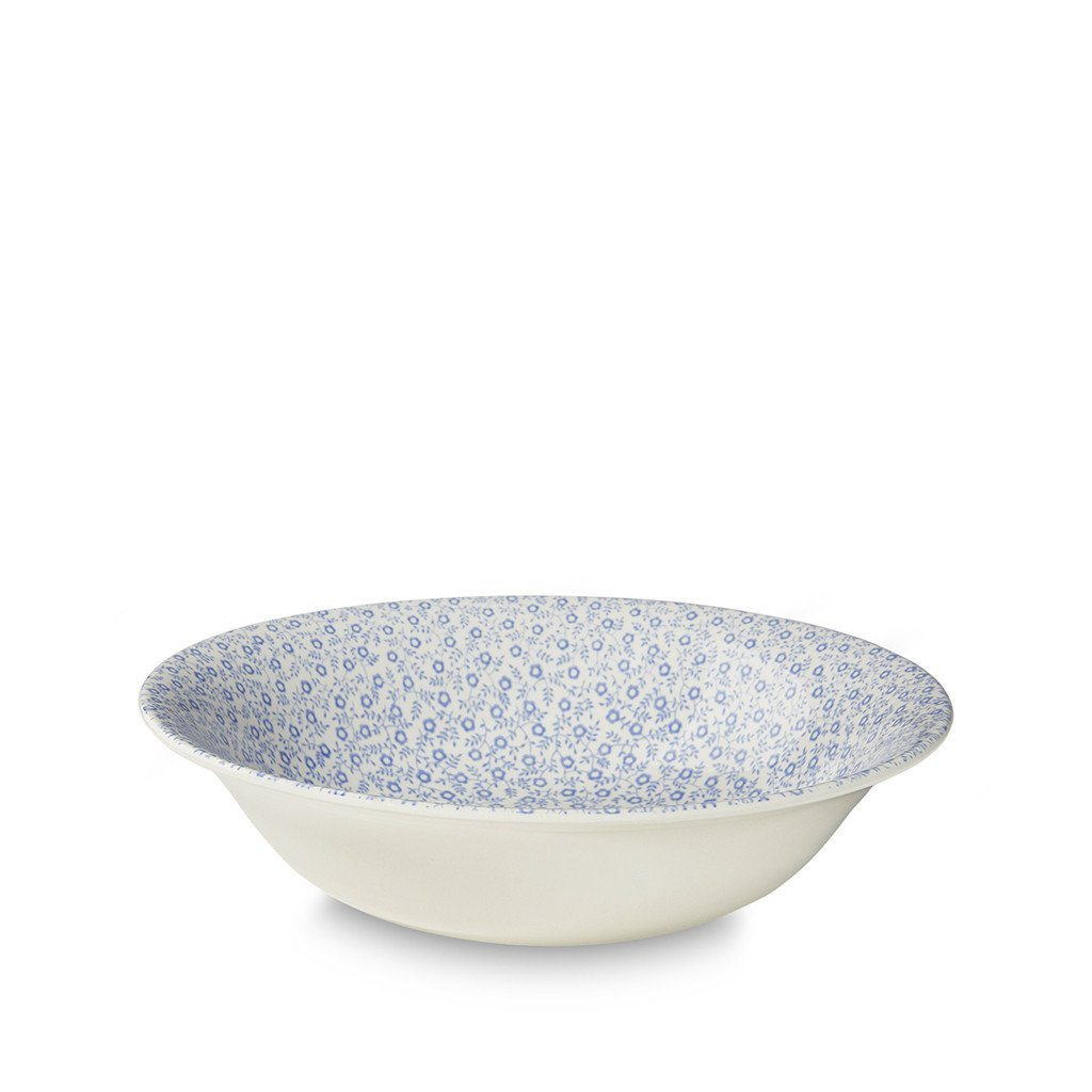 Pudding/Soup Bowl - Blue Felicity Pudding / Soup Bowl 20.5cm/8""