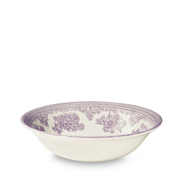 Pudding/Soup Bowl - Plum Asiatic Pheasants Pudding / Soup Bowl 20.5cm/8""