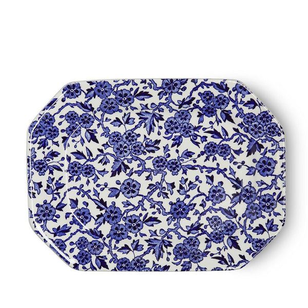 Rectangular Dish - Blue Arden Rectangular Platter 25cm/10""