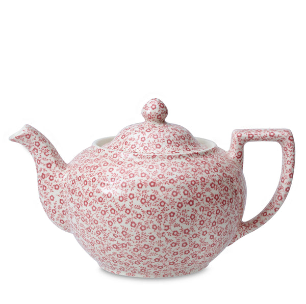 Rose Pink Felicity Large Teapot 7 Cups 800ml/1.5pt