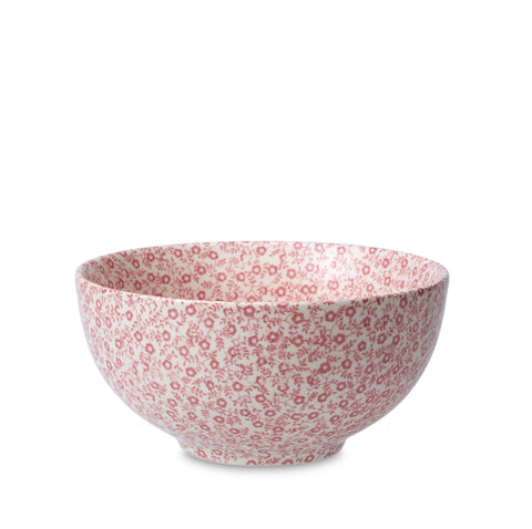 Rose Pink Felicity Small Footed Bowl 16cm/6""