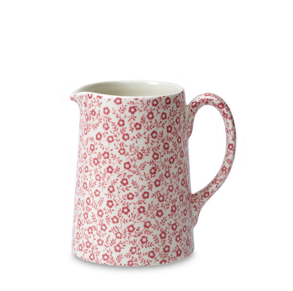 Rose Pink Felicity Small Tankard Jug 284ml/0.5pt