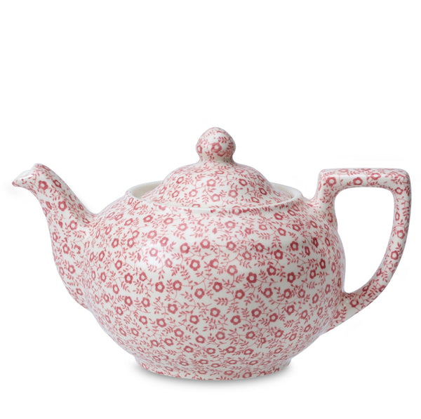 Rose Pink Felicity Small Teapot 3-4 Cups 400ml/0.75pt