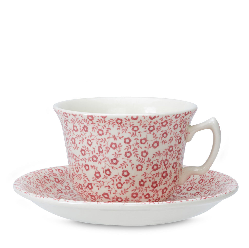 Rose Pink Felicity Teacup And Saucer