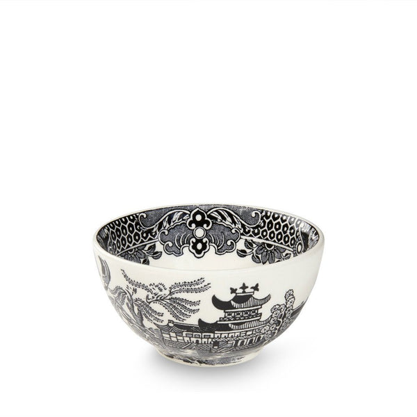Sugar Bowl - Black Willow Sugar Bowl 9.5cm/4""