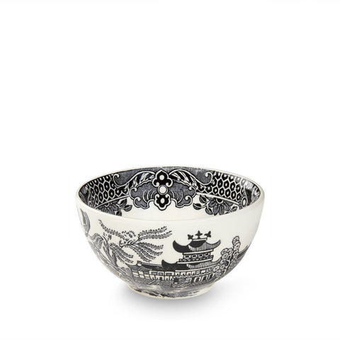Black Willow Sugar Bowl 9.5cm/4""