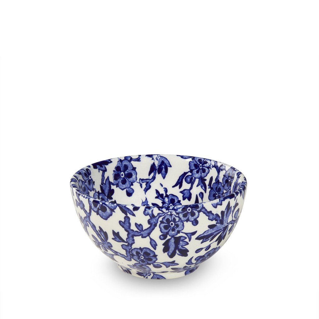 "Sugar Bowl - Blue Arden Sugar Bowl 9.5cm/4"" Seconds"