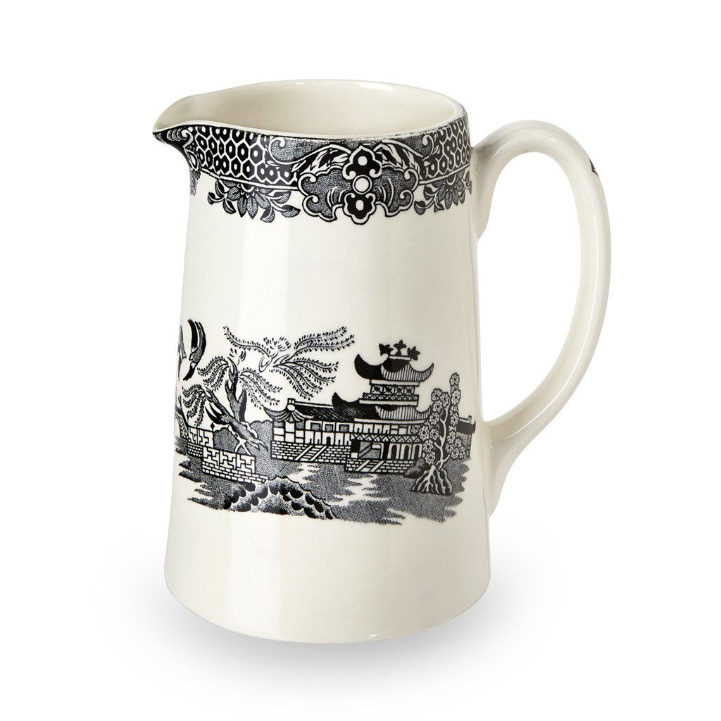 Tankard Jug - Black Willow Medium Tankard Jug 568ml/1pt Seconds