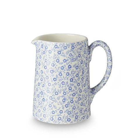 Blue Felicity Small Tankard Jug 284ml/0.5pt
