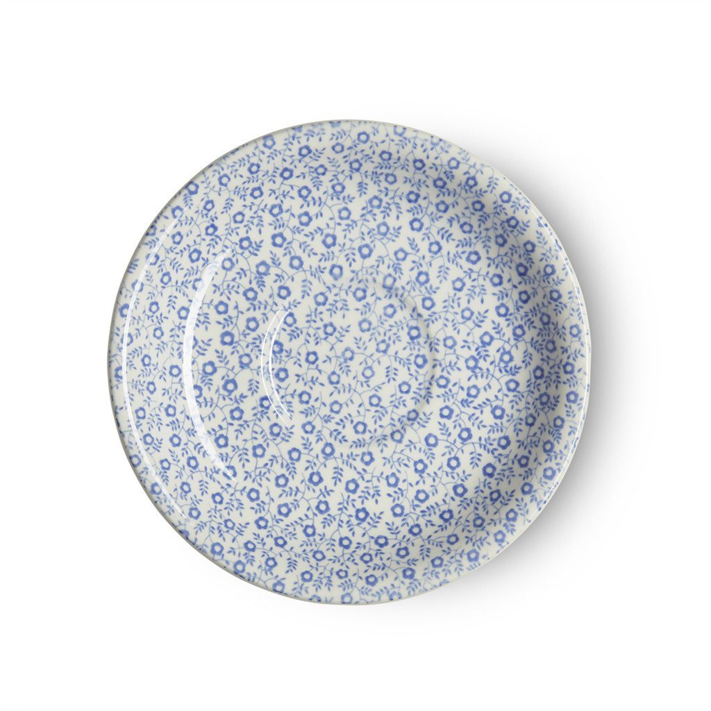 Tea Saucer - Blue Felicity Tea Saucer Seconds