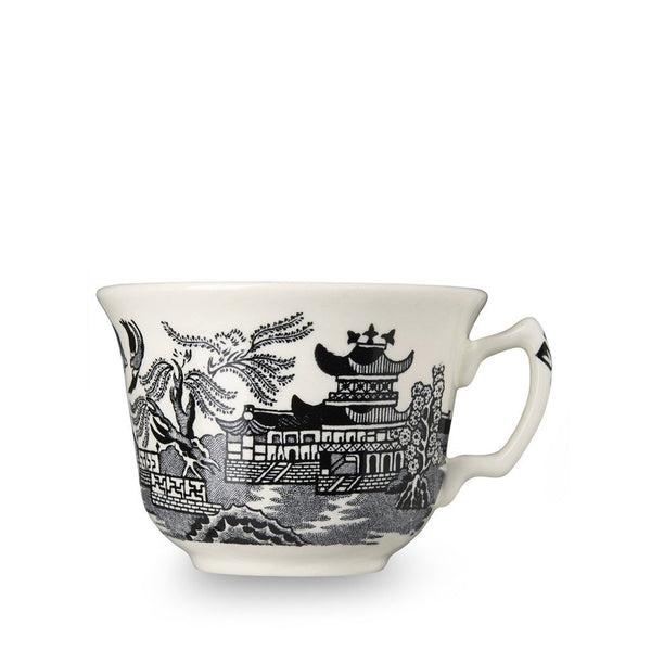 Teacup - Black Willow Teacup 187ml/0.33pt