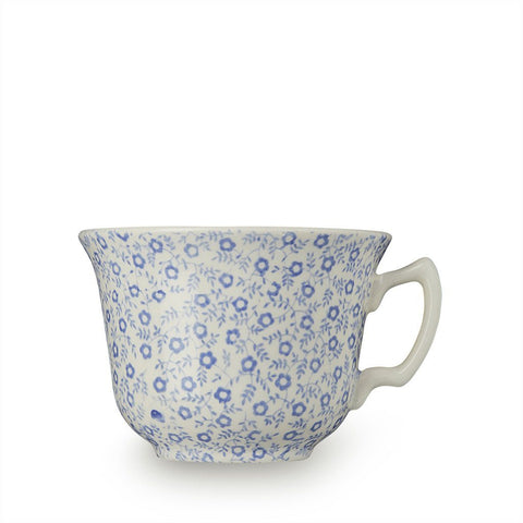Blue Felicity Teacup 187ml/0.33pt Seconds