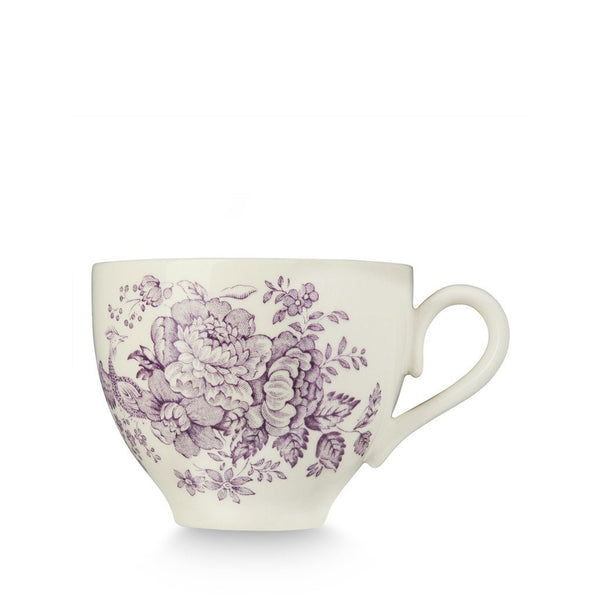 Teacup - Plum Asiatic Pheasants Teacup 187ml/0.33pt Seconds