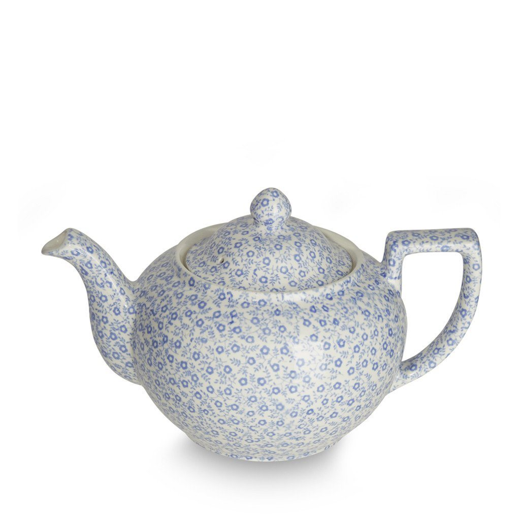 Teapot - Blue Felicity Large Teapot 7 Cups 800ml/1.5pt