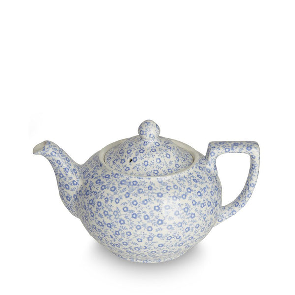 Teapot - Blue Felicity Small Teapot 3-4 Cup 400ml/0.75pt