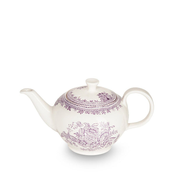 Teapot - Plum Asiatic Pheasants Small Teapot 3-4 Cup 400ml/0.75pt