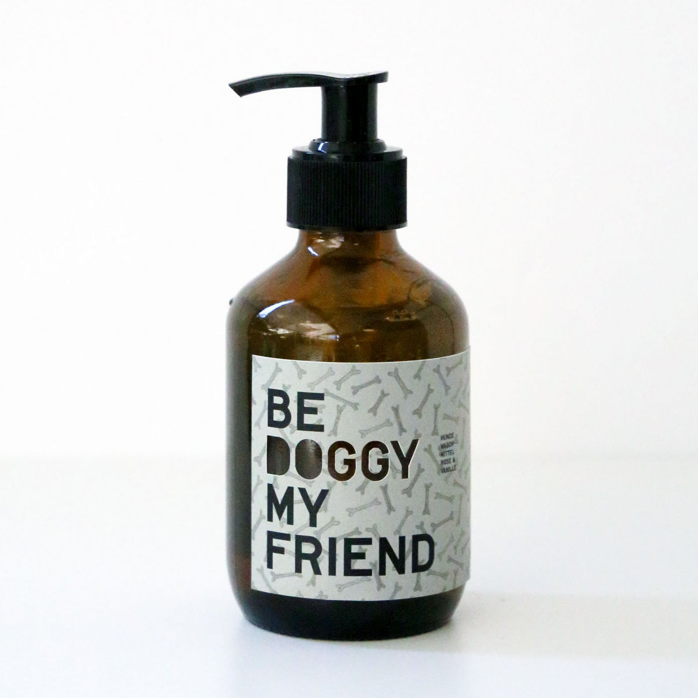 BE DOGGY MY FRIEND, Hundeshampoo mit Rose und Minze