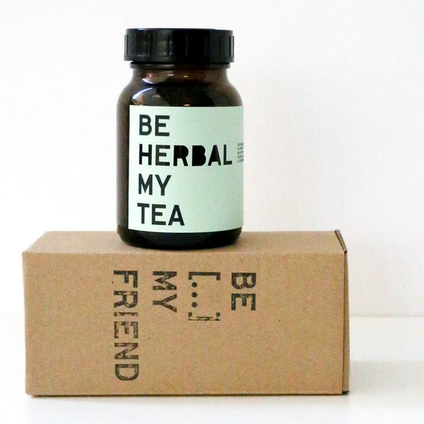 BE HERBAL MY TEA, Kräutertee mit Zitronenmelisse