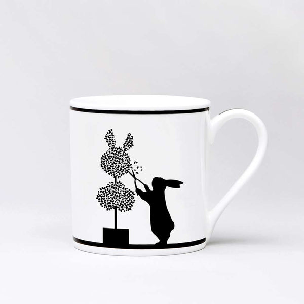 Becher 'Gardening Rabbit'