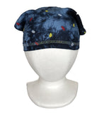 Summer Cotton Bandana Hat for Girls