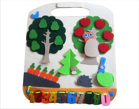 Activity Play Mat Forest