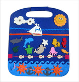 Activity Play Mat Sea