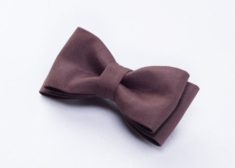 Beige bow tie, men bow tie, brown bowtie, wedding bowtie