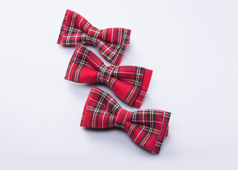 Red Classic Kids Bow tie