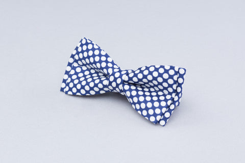 Dot Grid Bow tie