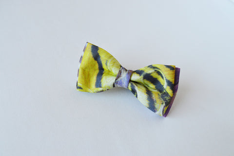 Machaon butterfly Bow tie