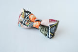 Exclusive Stamp Bow tie